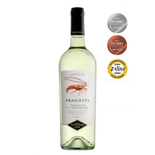 Aragosta Vermentino 375ml (1/2 garrafa)